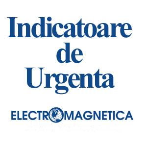 Indicatoare de urgenta